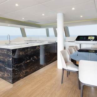 Catamarans Sunreef 60 SINATA