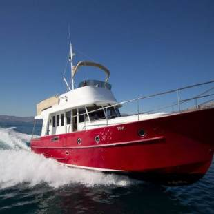 Motor boats Swift Trawler 42 Tami