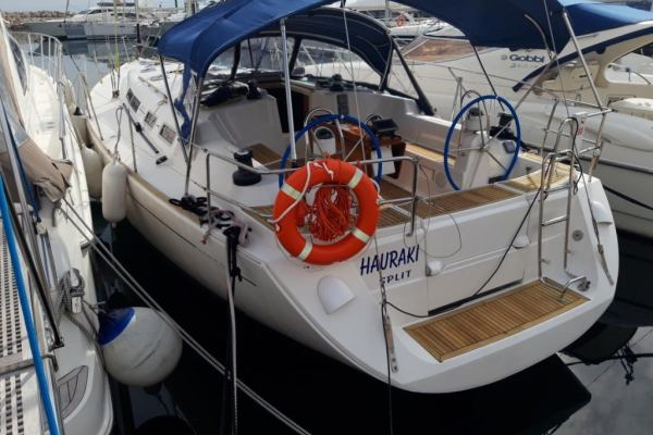 Sailing yachts Dufour 455 Grand Large Hauraki (refitted 2019)