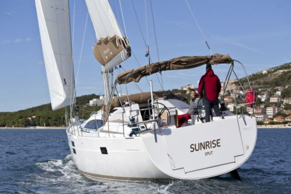 Sailing yachts Elan Impression 50 Sunrise