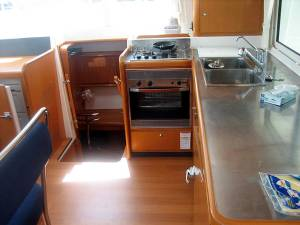 Catamarans Lagoon 440 - 4 + 2 cab. Unique