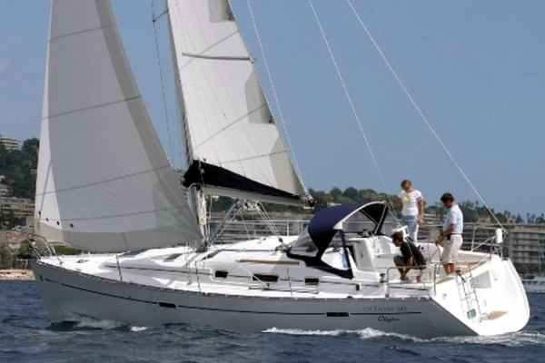 Sailing yachts Oceanis Clipper 343 Pape