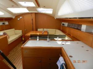 Sailing yachts Sun Odyssey 45 DS - 3 cab. Shelby