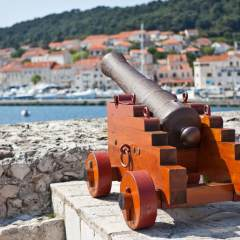 Korcula sightseeing