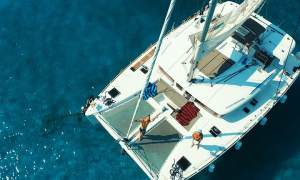 Fully Crewed Yacht Charter