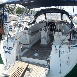 Sailing yachts Bavaria 40 Cruiser Crazy Love