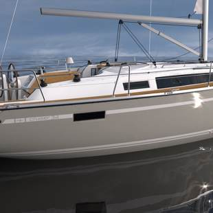 Sailing yachts Bavaria Cruiser 34 LADY ONE