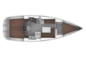 Sailing yachts Bavaria Cruiser 36 Silver Arrow