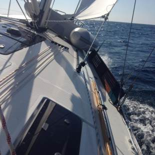 Sailing yachts Bavaria Cruiser 41 - 3 cab. CHILL BILL