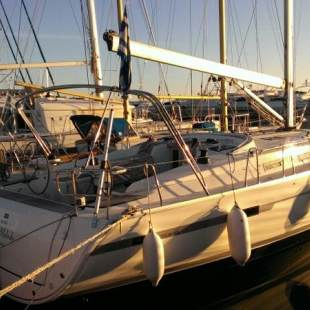 Sailing yachts Bavaria Cruiser 45 - 4 cab. Sea Melody
