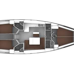 Sailing yachts Bavaria Cruiser 46 - 4 cab. Factor X