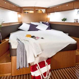 Sailing yachts Bavaria Cruiser 46 - 4 cab. SUNRISE II
