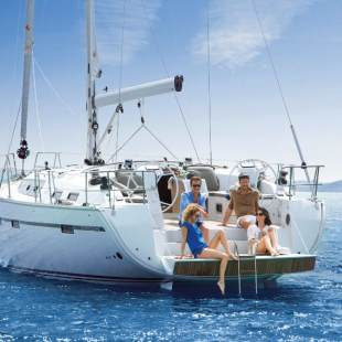 Sailing yachts Bavaria Cruiser 51 - 4 cab Wild at sea