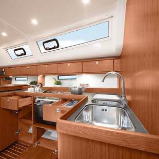 Sailing yachts Bavaria Cruiser 51 Bubble