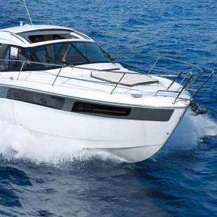 Motor boats Bavaria Sport 360 Coupe Blue Fox