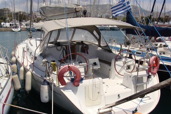 Sailing yachts Cyclades 43.4 Too Lucky