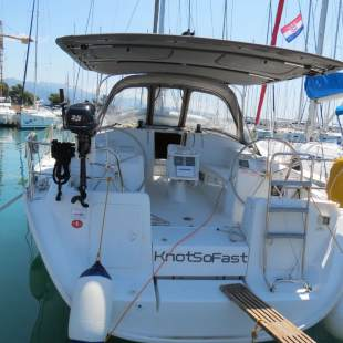 Sailing yachts Cyclades 43.4 Knot so fast