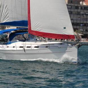 Sailing yachts Cyclades 43.4 Spotty Dog