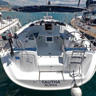 Sailing yachts Cyclades 50.4 - 4 + 1 cab. Tautha