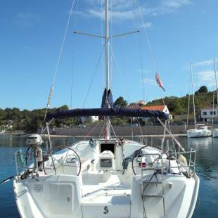 Sailing yachts Cyclades 50.5 - 5 + 1 cab. Amazon