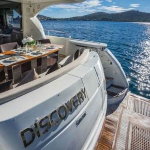 Motor boats Dominator 62 S Discovery