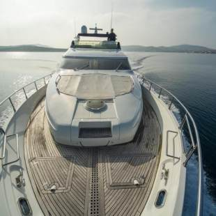 Luxury yachts Dominator 65 - 3 + 1 cab. Alda
