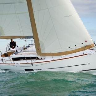 Sailing yachts Dufour 360 GL - 3 cab. No name N1