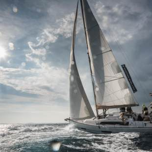 Sailing yachts Dufour 382 GL Major Tom