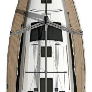 Sailing yachts Dufour 382 GL Diniva II