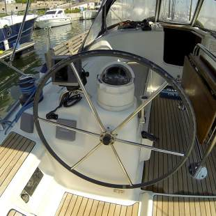 Sailing yachts Dufour 385 GL Frodo