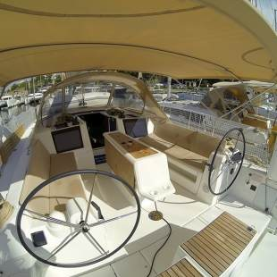 Sailing yachts Dufour 412 GL Barone