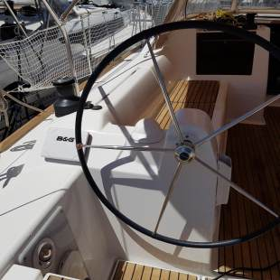 Sailing yachts Dufour 412 GL Bety