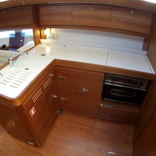Sailing yachts Dufour 412 GL Amazing