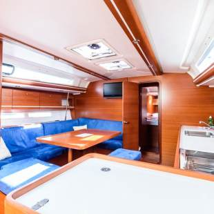 Sailing yachts Dufour 445 GL - 4 cab. Virtuoso
