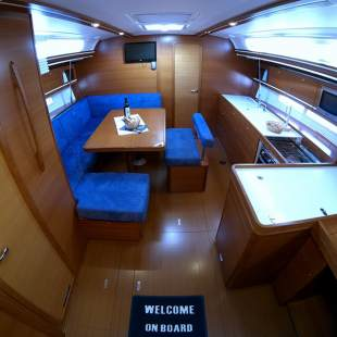 Sailing yachts Dufour 445 GL Secret Life