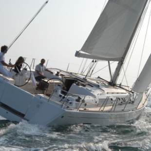 Sailing yachts Dufour 450 GL Perse