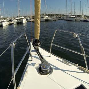 Sailing yachts Dufour 460 GL Alba 1