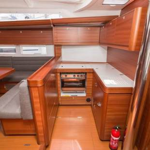 Sailing yachts Dufour 500 GL - 5 cab. Fortissimo
