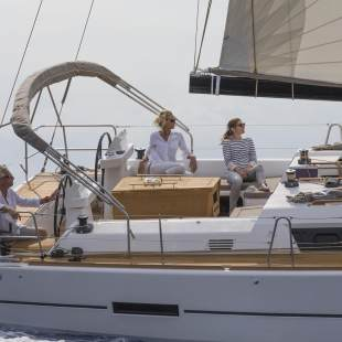 Sailing yachts Dufour 520 GL NOTUS - FULLY EQUIPPED
