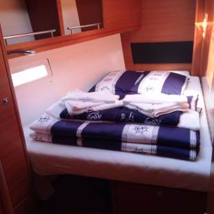Sailing yachts Dufour Exclusive 56 - 4 + 1 cab. TEFNUT - FULLY EQUIPPED