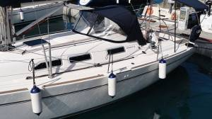 Sailing yachts Elan 37 Wild Thing