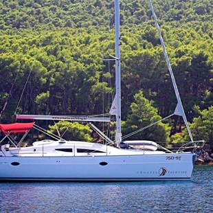 Sailing yachts Elan 384 Impression Time Out
