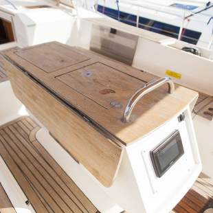 Sailing yachts Elan 514 Impression - 4 + 1 cab. Alexander the Great