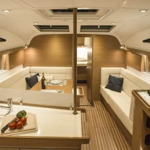 Sailing yachts Elan Impression 45 Casino Royale