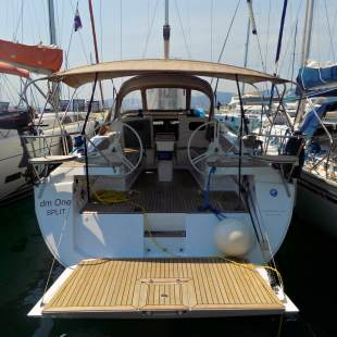 Sailing yachts Elan Impression 45 dm One