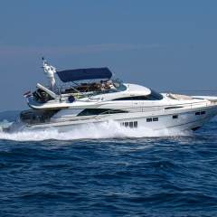 Fairline Squadron 78 Ingrid