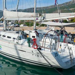 Sailing yachts First 35 Minerva