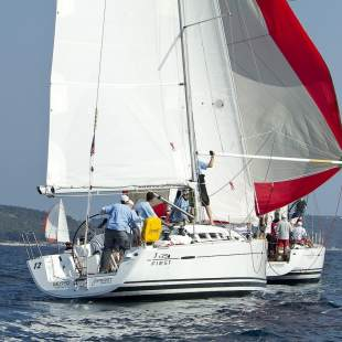 Sailing yachts First 35 Kalypso