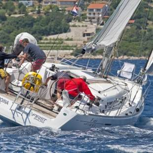 Sailing yachts First 45 Despoina