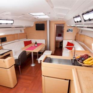 Sailing yachts First 45 Xena